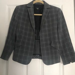 Never Worn plaid Tommy Hilfiger blazer